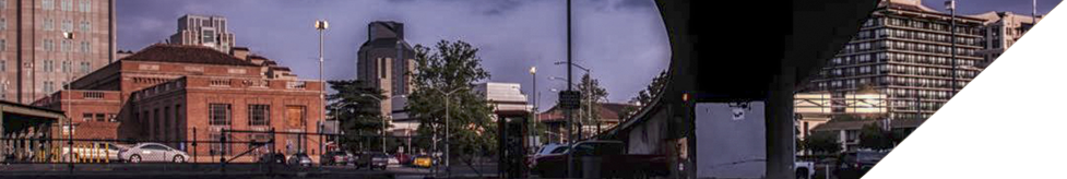 Banner image of underpass.