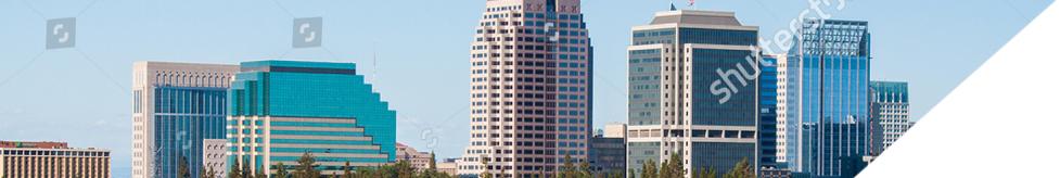 Banner image of a sacramento skyline.