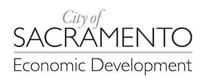 Sacramento Economic Development logo