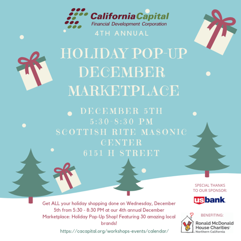 December Marketplace 2018